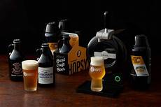 hopsy launches growler delivery service of local craft