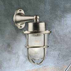 outdoor industrial nautical wall light cl 30202 e2 contract lighting uk