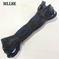 speaker wire sleeve aliexpress buy mllse 10m pet braided cable sleeving