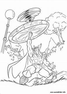 Ausmalbilder Superhelden Thor Ausmalbilder Thor Kostenlos 186 Malvorlage Thor