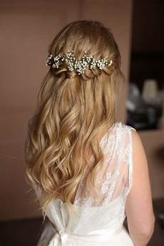 Wedding Hairstyles For Bridesmaids With Hair