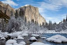 winter yosemite national park california henry