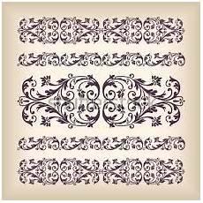 orientalische muster vorlagen kostenlos bildergebnis f 252 r schablone ornament barock barock mode