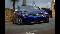 golf 7r tuning dia show tuning 2 x vw golf 7r mk7 by vag motorsport apr