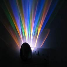 colour projector sensor night light plug in