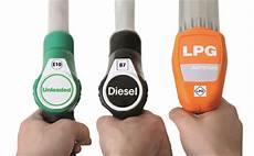 Einheitliche Kennzeichnung F 252 R Kraftstoffe Fl 252 Ssiggas