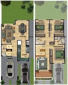 garage 2 niveles fachada moderna una planta con garaje planos de casas
