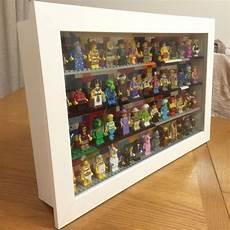 cadre vitrine ikea boite kasseby ikea d 233 tourn 233 e en vitrine g 233 nial lego