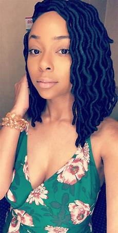 40 different and creative faux locs bob hairstyles bob