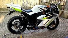Modifikasi Motor Sport by Foto Modifikasi Motor Verza Modif Honda Sport Modifikasi