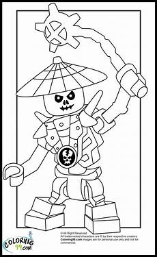 lego ninjago skulkin coloring pages team colors