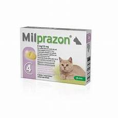 katzen wurmkur kaufen milprazon kleine gro 223 e katze milprazon wurmkur katze