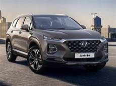 2019 hyundai santa fe price in india launch interior