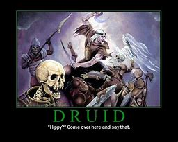 Image result for Dungeons and Dragons Class Memes