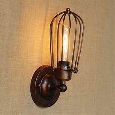 retro vintage wall light l led style loft industrial wall lights fixtures edison sconce