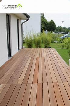 wpc terrassendielen robust und das hartholz bangkirai yellow balau stammt aus