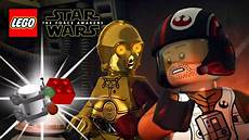 lego wars the awakens walkthrough minikit