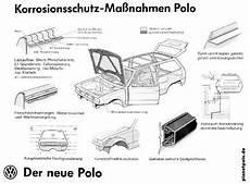 polo technische daten technische daten polo 2f coupe modell