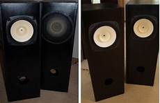 fostex fe206e in double bass reflex speaker enclosure diy audio projects photo gallery