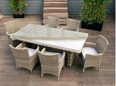 awesome table de jardin ovale resine tressee gallery