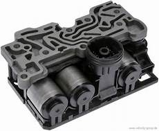 05 10 ford mustang 5r55s ventilblock automatikgetriebe