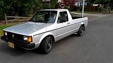 1981 Vw Caddy 1 9 Turbo Diesel By Jmk