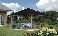 pavillon für garten pavillon karibu holm 1 4 eck holz pavillon ebay