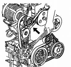 Can I A Diagram On Replacing A Serpertine Belt On A
