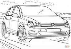 Kostenlose Malvorlagen Vw Ausmalbild Volkswagen Golf Ausmalbilder Kostenlos Zum
