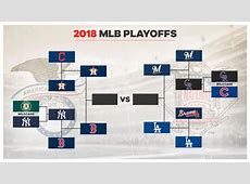 2018 dodger playoff schedule