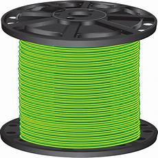 southwire 2 500 ft 12 green yellow solid cu thhn wire 40100001 the home depot