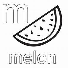 Malvorlagen Kostenlos Ausdrucken Englisch Kostenlose Malvorlage Englisch Lernen Melon Zum Ausmalen
