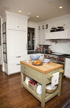 Small Island Kitchen Ideas