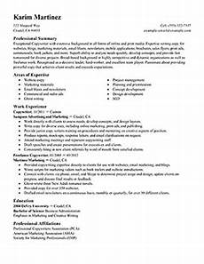 best copywriter resume exle from professional resume writing service