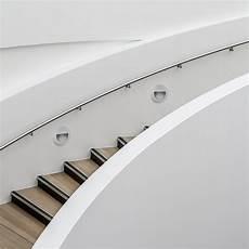 runde led wandeinbauleuchte treppenlicht 230v ip65 innen