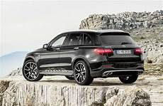 mercedes suv 2017 2017 mercedes glc crossover suv model lineup and