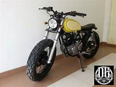 Modifikasi Scorpio Japstyle by Tangki Knalpot Kustom Yamaha Scorpio Modifikasi Japstyle