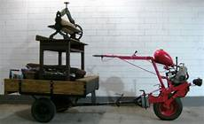 fahrzeugmuseum sta 223 furt quot simson gartenfr 228 se mit anh 228 nger