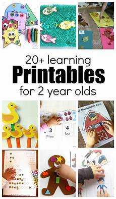 20 learning activities and printables for 2 year olds toddler learning toddler learning