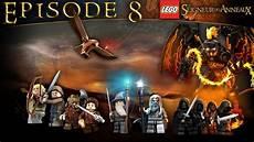 lego seigneur des anneaux 201 pisode 8 le pistages des hobbits s 233 rie lego le