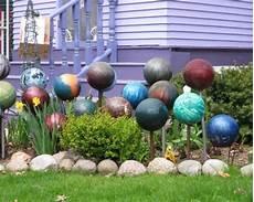 comment fabriquer soi m 234 me une boule d 233 corative pour jardin