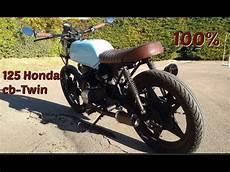 Honda Cb 125cc Cafe Racer