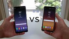 Galaxy Note 8 Vs Galaxy S8 Active Speed Test