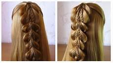 coiffure simple cheveux mi tuto coiffure simple cheveux mi fausse tresse