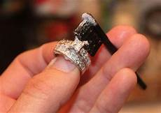 engagement ring cleaning tips