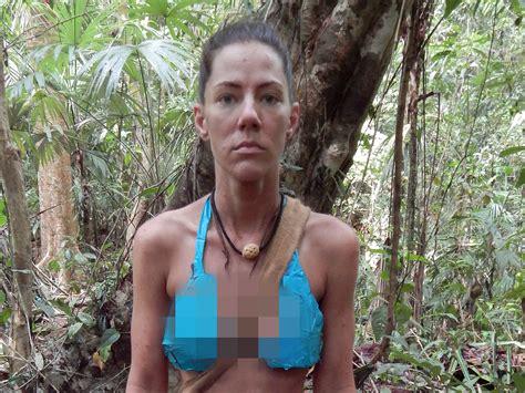 Naked And Afraid Leah