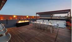 urban roof deck modern fire pits toronto by paloform
