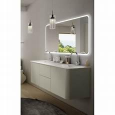 nel bagno baden haus mobile da bagno sospeso 140 cm liverpool grigio