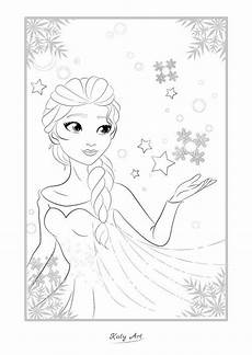 Gratis Malvorlagen Elsa Und Elsa Aus Frozen Ausmalbild Ausmalbilder Elsa Zum