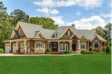 southern living house plans craftsman plan 25662ge striking one story southern house plan with